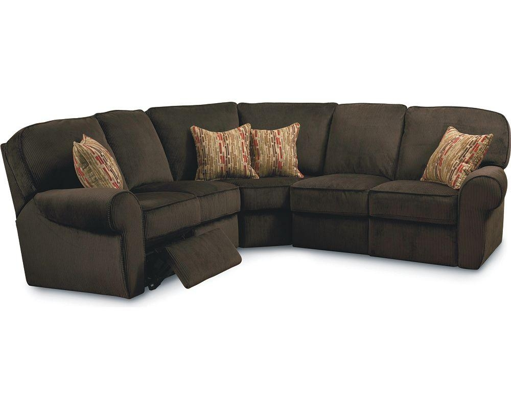 Small Scale Sectional Sofas – Leather Sectional Sofa Intended For Small Scale Sectionals (Image 14 of 20)