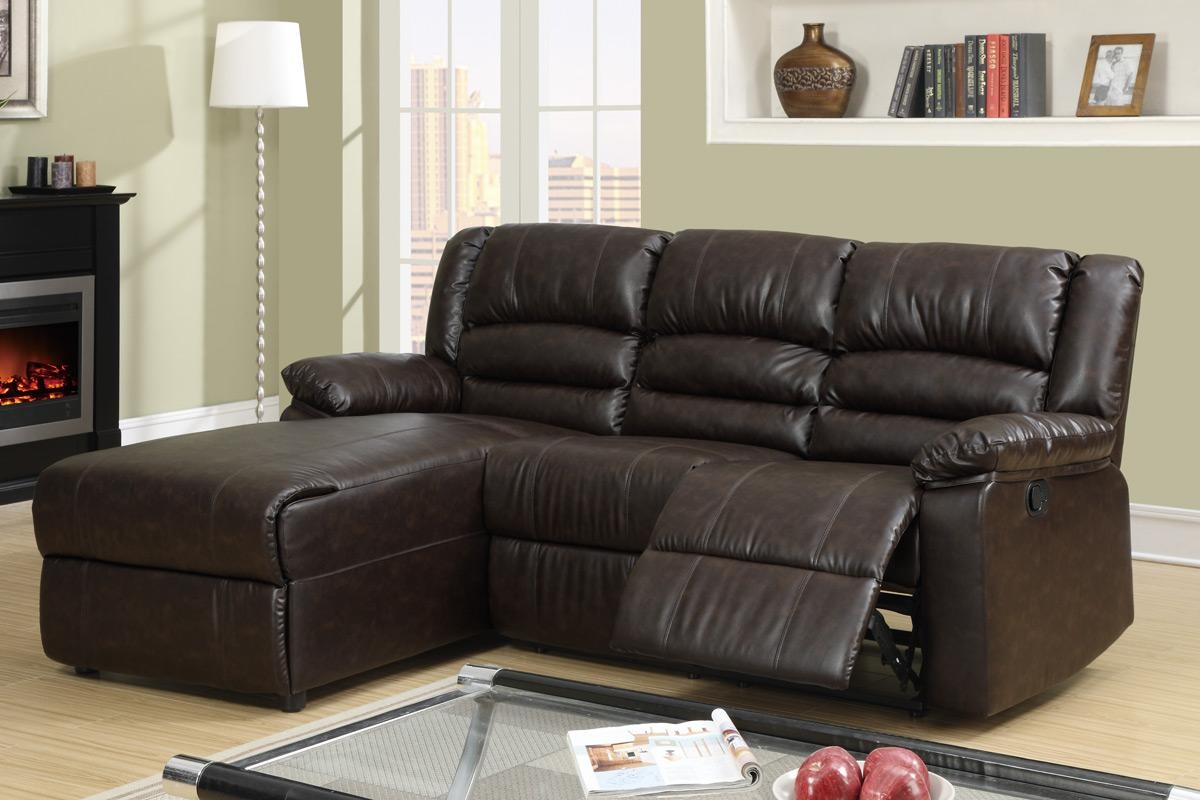 20 Top Sectional Sofas For Small Spaces With Recliners