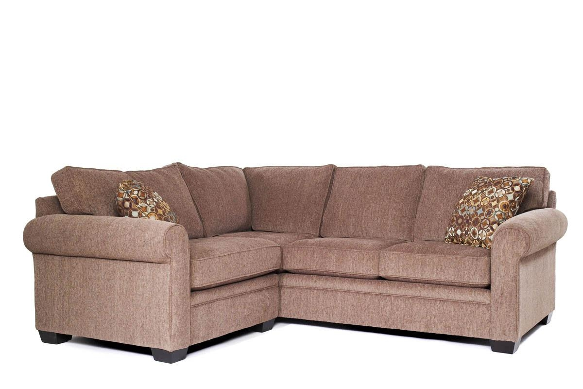 Small Sectional Sofa For Apartment | Homefurniture Inside Small Sofas And Chairs (Image 13 of 20)