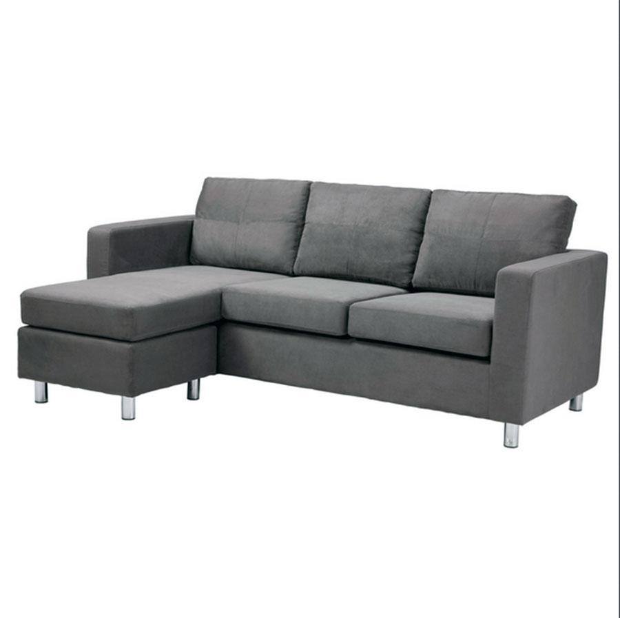Small Sectional Sofa | Home Design And Decoration Portal For Sleek Sectional Sofa (Image 17 of 20)