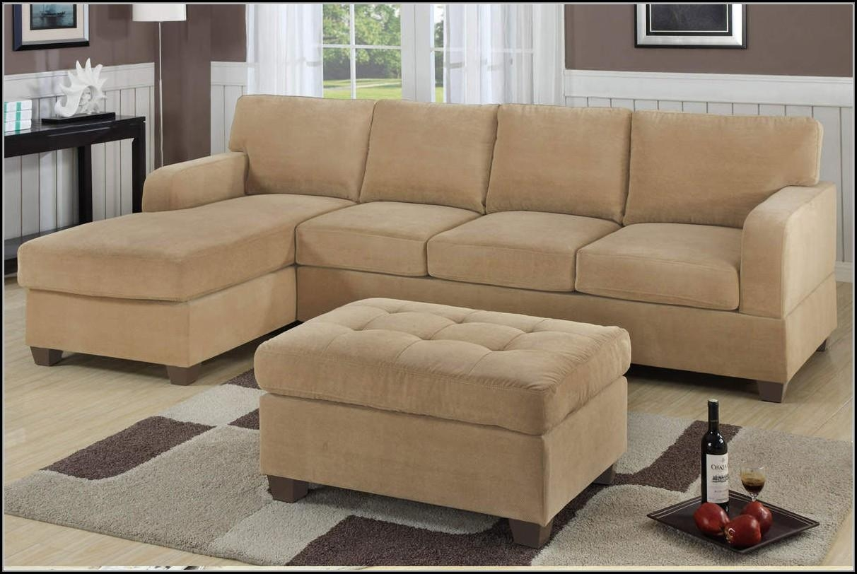 Small Sectional Sofa With Chaise And Ottoman – Sofa : Home Regarding Sectional With Ottoman And Chaise (Image 17 of 20)