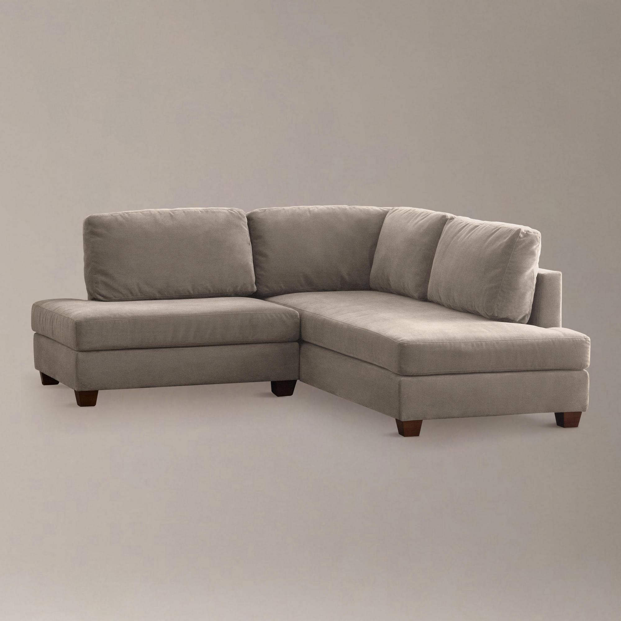 Small Sectional Sofa With Chaise | Tehranmix Decoration With Apartment Sectional With Chaise (Image 12 of 15)