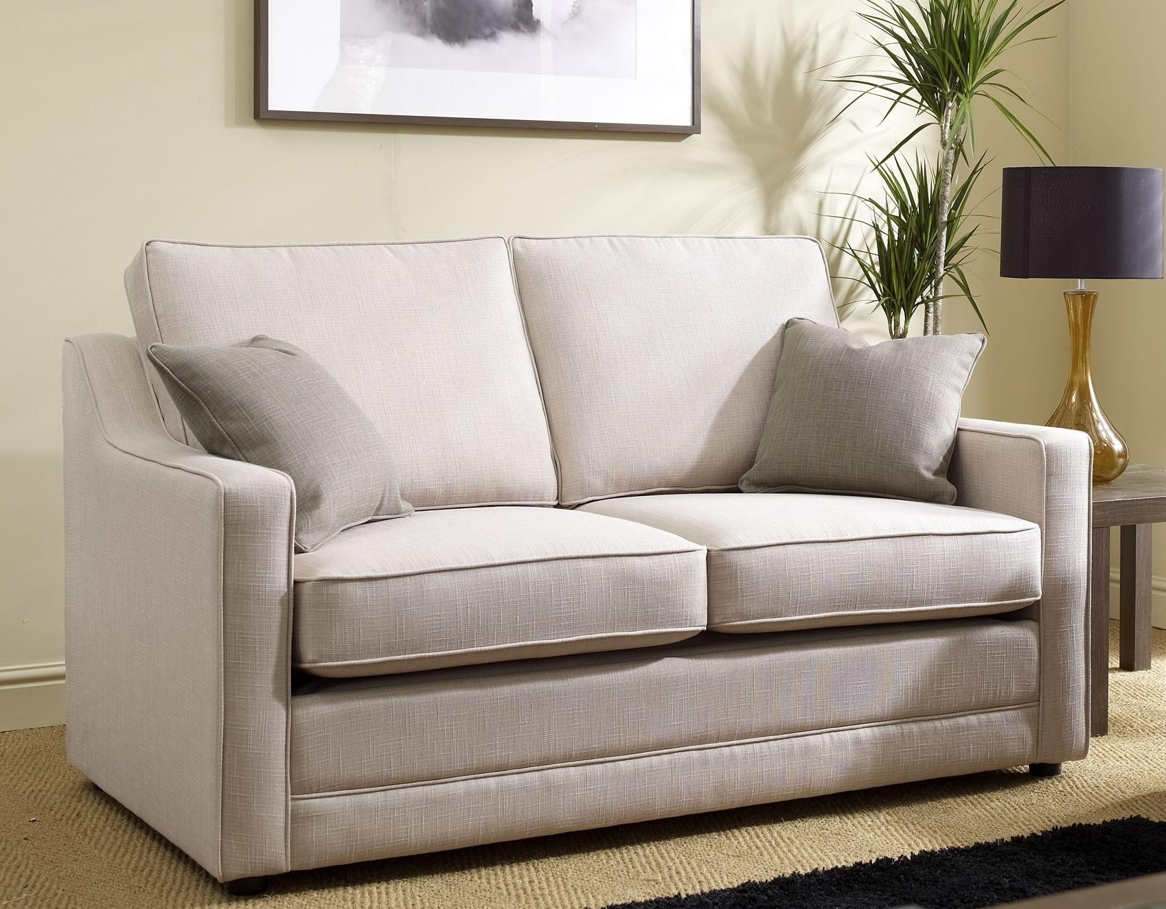 Small Sofa Beds For Small Rooms | Tehranmix Decoration In Mini Sofa Sleepers (Image 15 of 20)