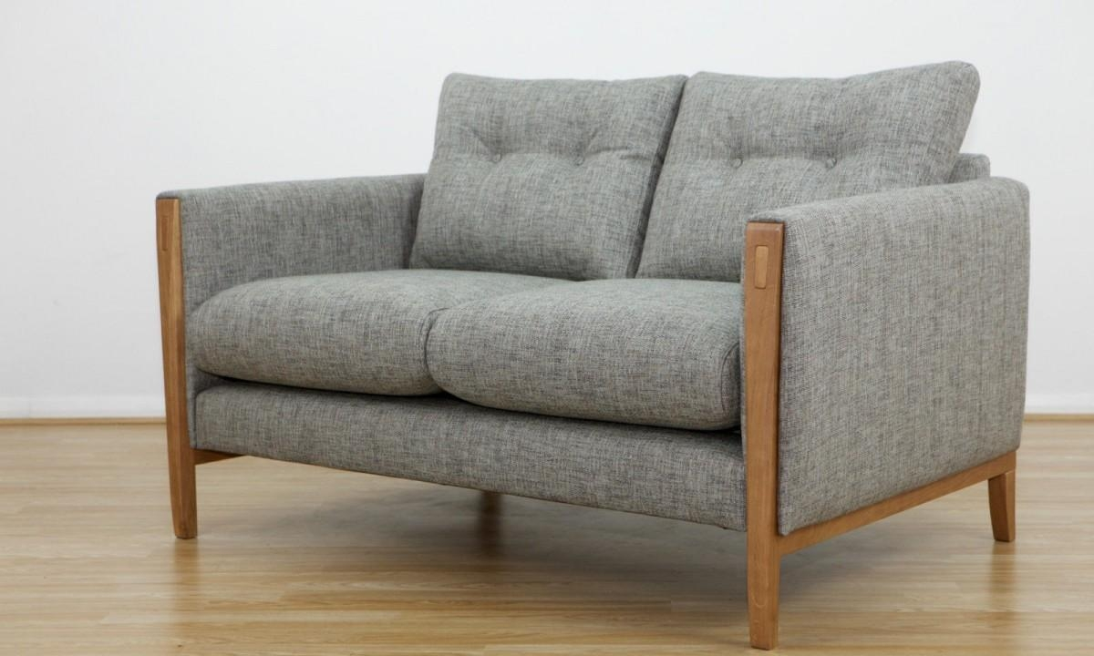 Small Sofa Furniture Harry Small Sofa From Sofa Workshop Compact For Small Grey Sofas (Image 13 of 20)