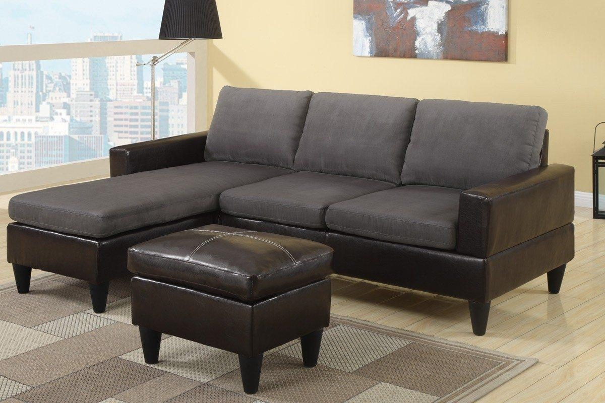 Small Sofa Sectionals With Design Hd Gallery 7508 | Kengire With Small Microfiber Sectional (Image 14 of 20)