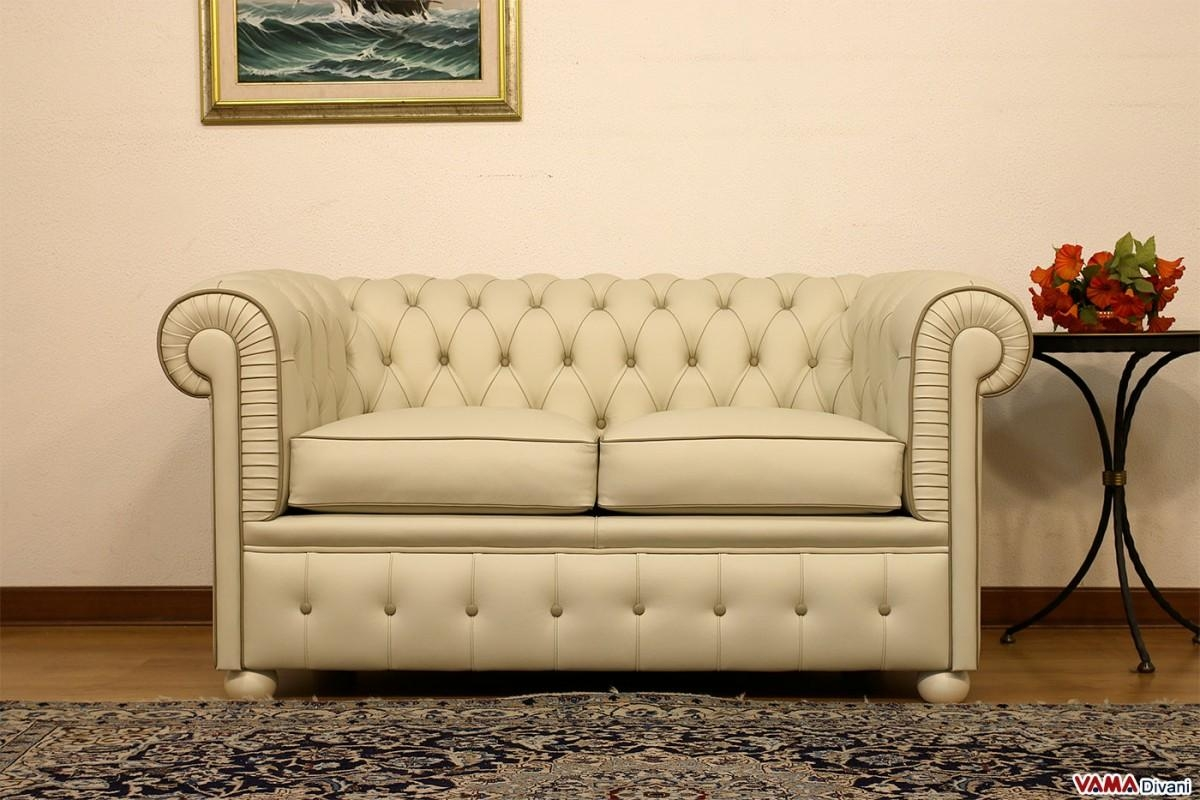 Smaller Chesterfield Sofa: Chesterino Pertaining To Small Chesterfield Sofas (View 7 of 20)