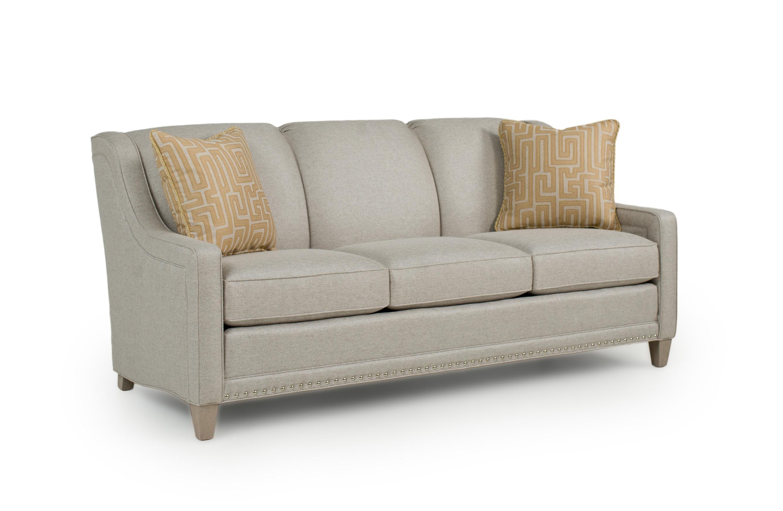Smith Brothers 233 Sofa – Georges Furniture Napoleon Ohio Regarding Smith Brothers Sofas (View 11 of 20)
