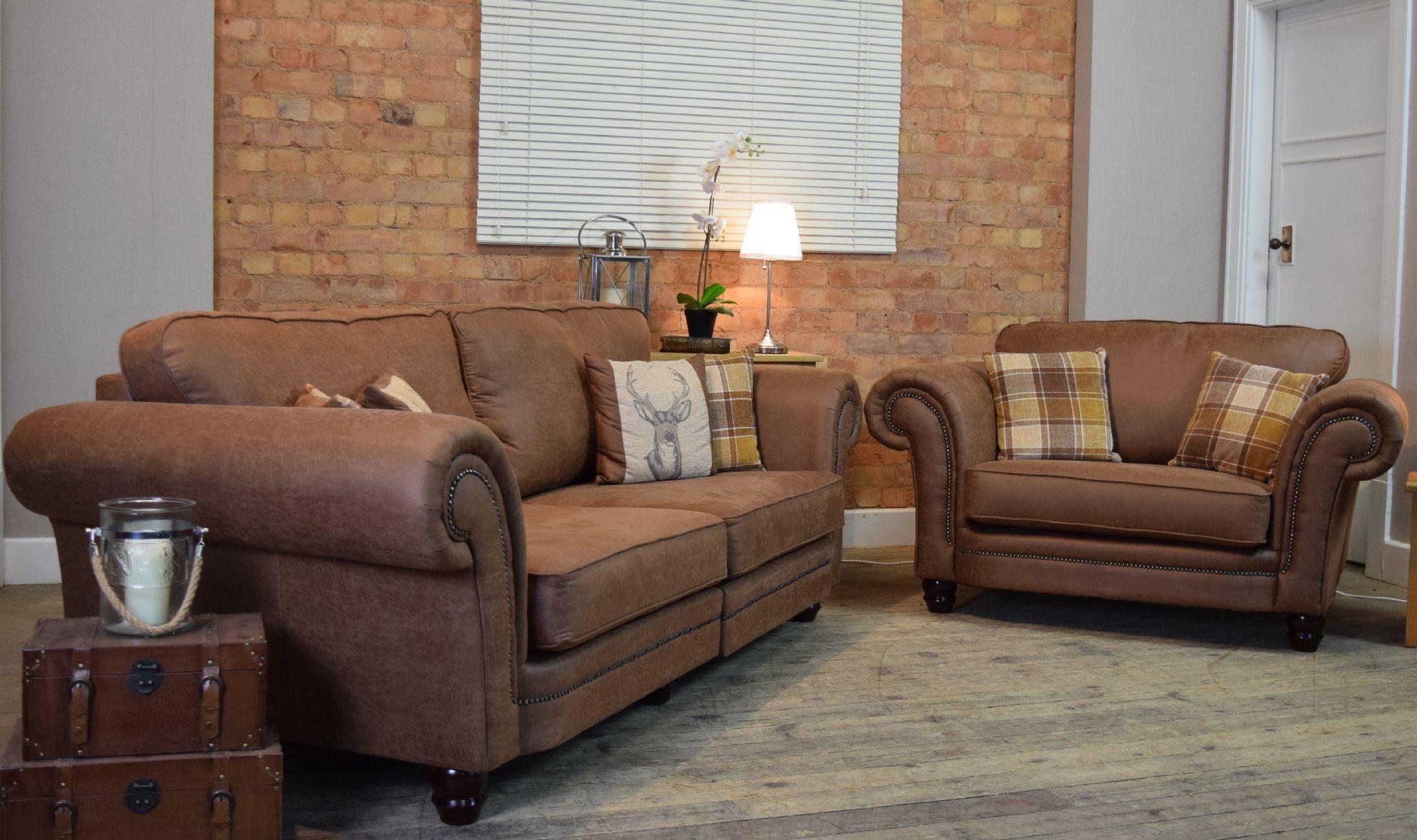 Sofa And Cuddle Chair Set   Tehranmix Decoration With 3 Seater Sofa And Cuddle Chairs (View 7 of 20)