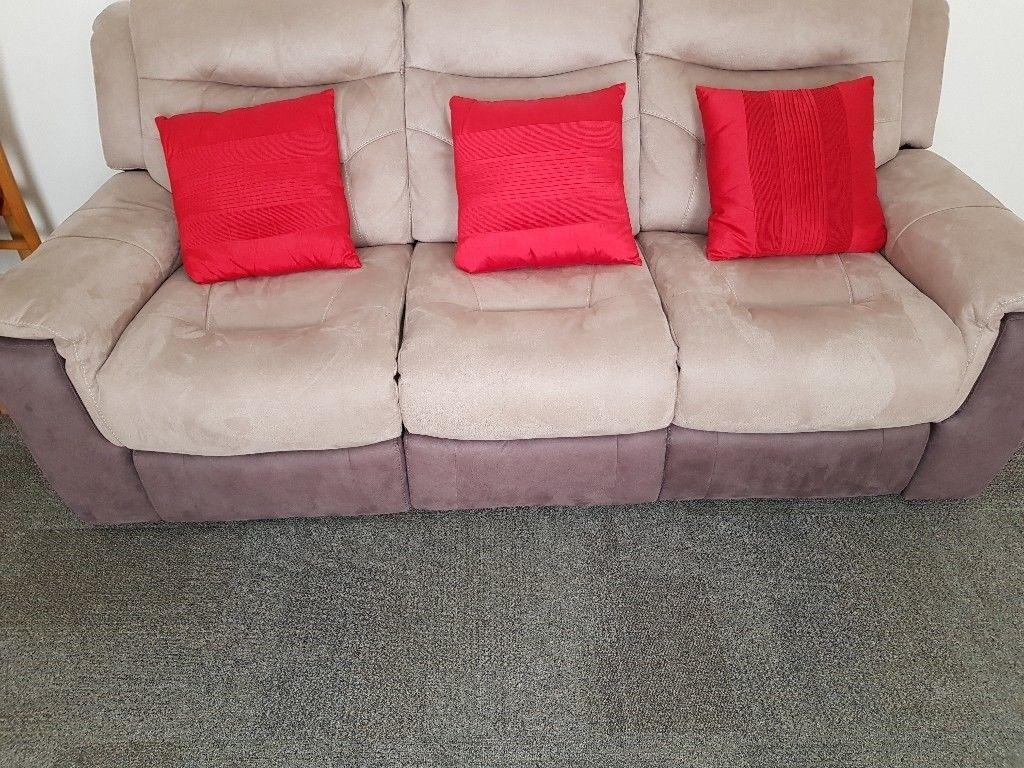 Sofa As New (Cambridgeshire) | Home & Garden With Regard To 2×2 Corner Sofas (Image 18 of 20)