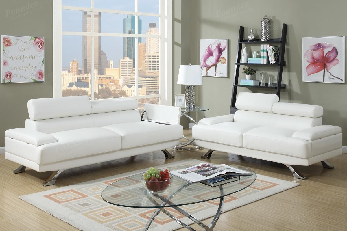 20 Best Collection Of Off White Leather Sofa And Loveseat