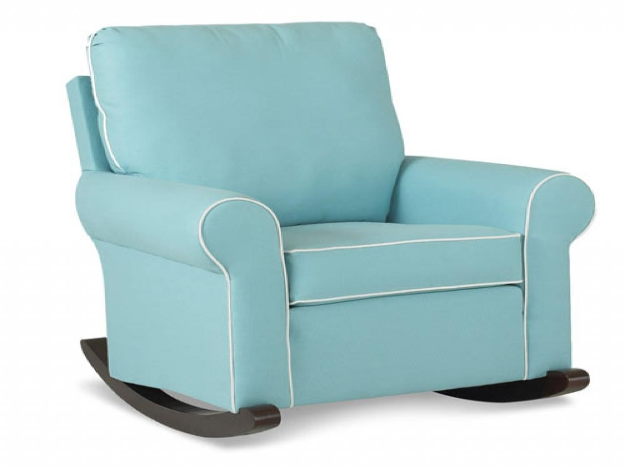 Sofa Baby Rocking Chairs Modern For Nursery Chair Concept | Tugrahan Inside Sofa Rocking Chairs (Image 12 of 20)