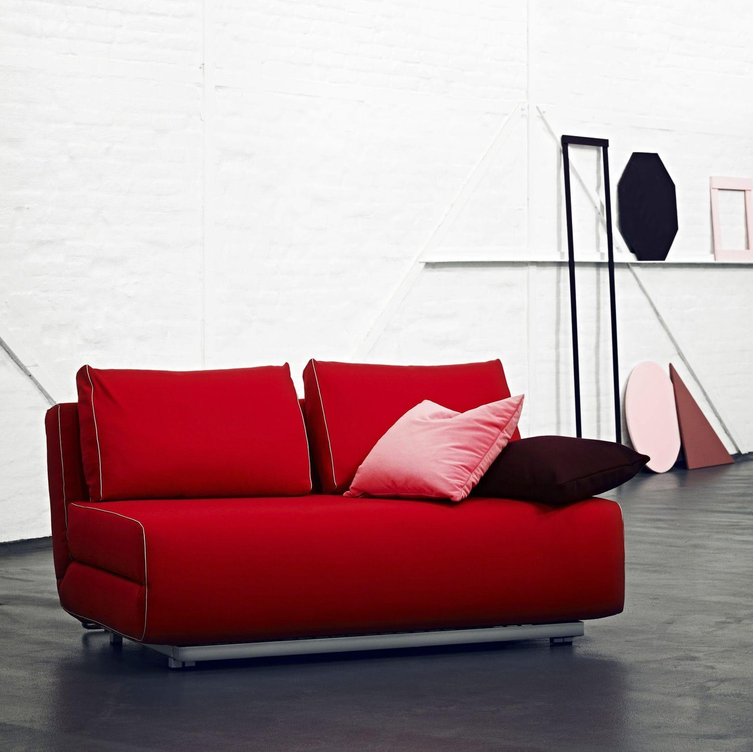 Sofa Bed / Contemporary / Fabric / 2 Seater – Active : City With Regard To City Sofa Beds (View 4 of 20)