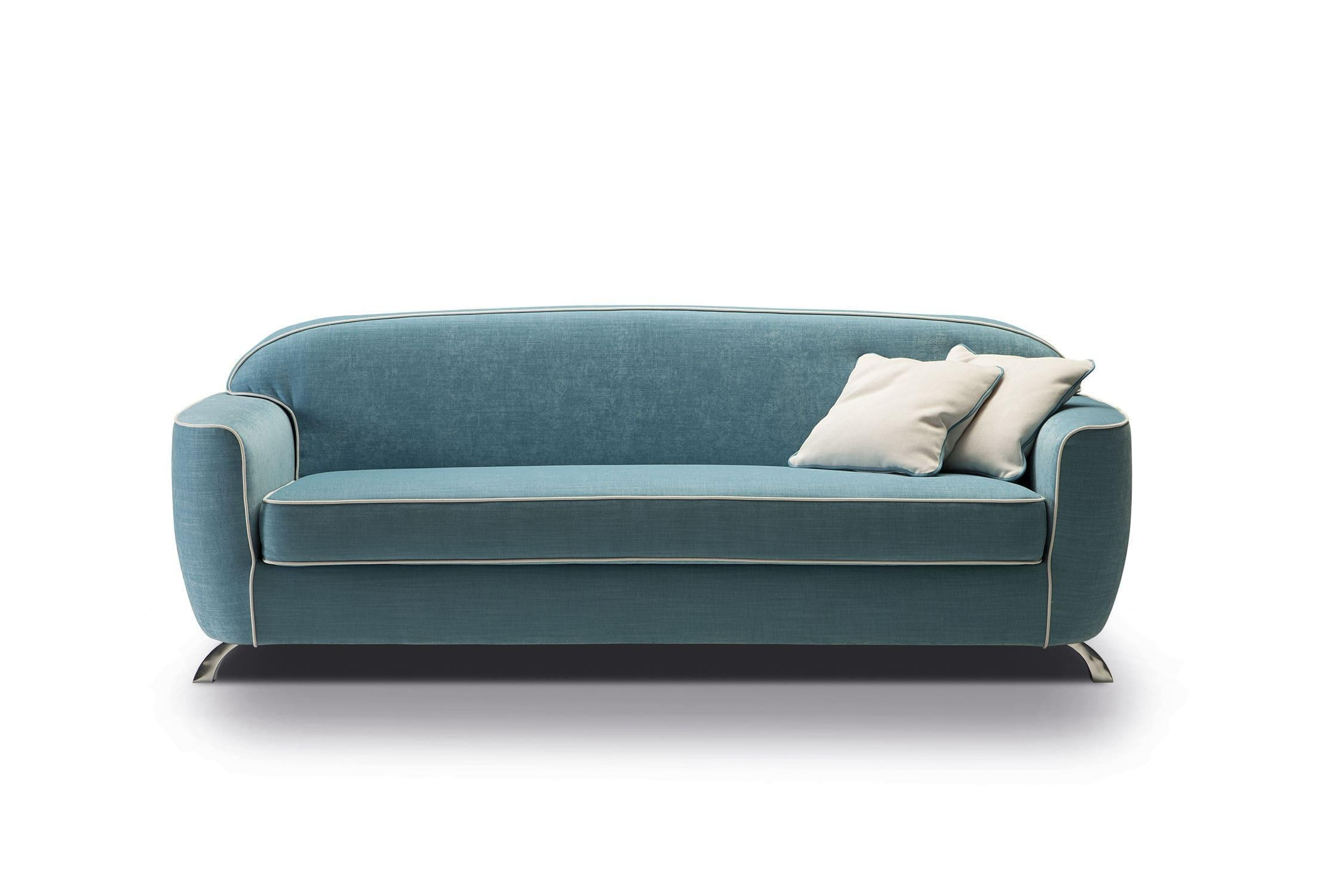 Sofa Bed / Contemporary / Fabric / With Washable Removable Cover Pertaining To Sofa With Washable Covers (Image 11 of 20)