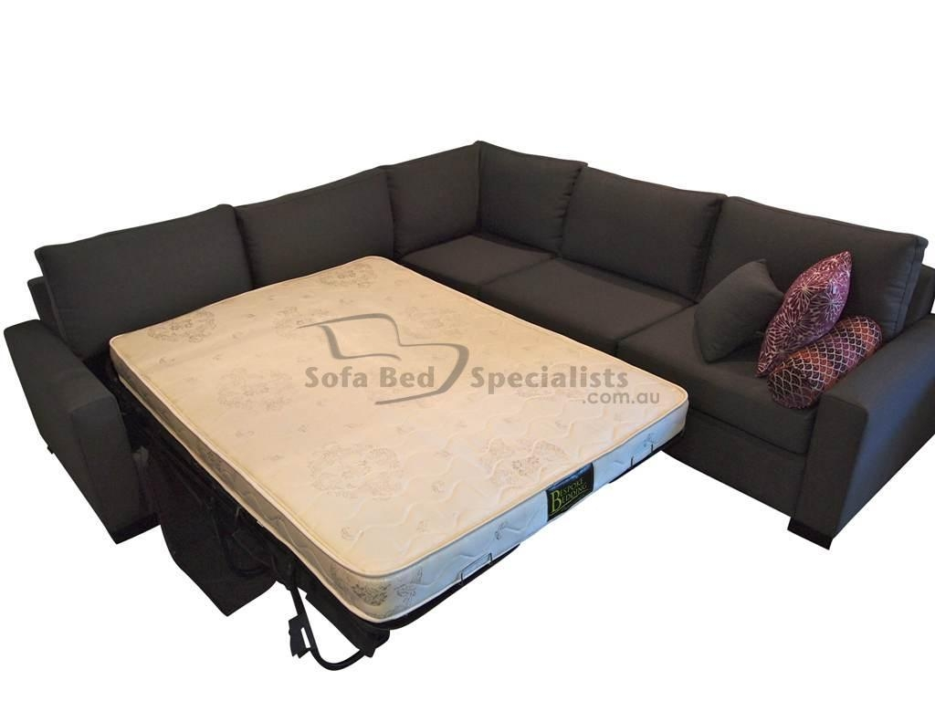 Sofa Bed Design: Made To Measure Sofa Beds Minimalist L Shaped Intended For L Shaped Sofa Bed (Image 16 of 20)