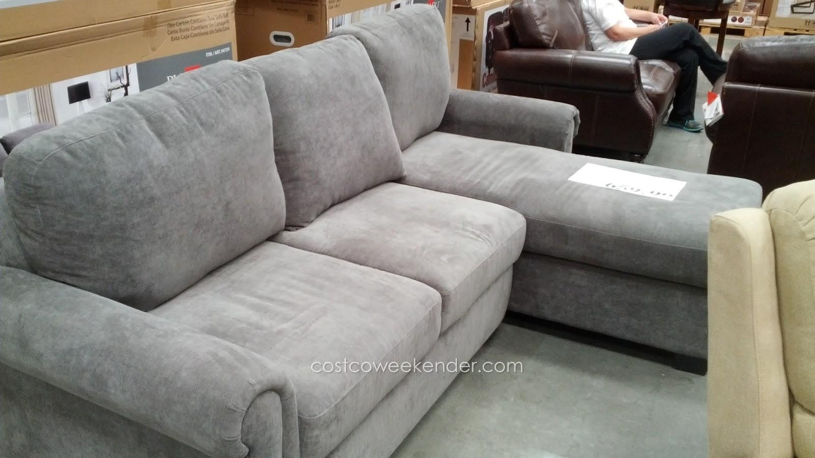 Sofa Bed With Storage Chaise 17 With Sofa Bed With Storage Chaise For Chaise Sofa Beds With Storage (Photo 15 of 20)