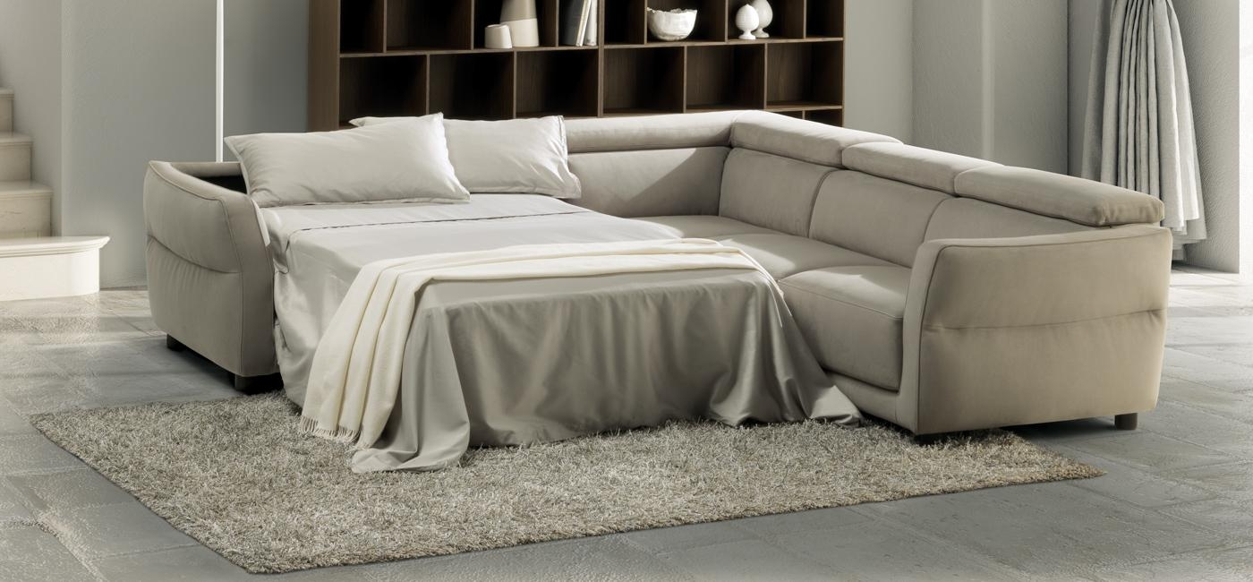 Sofa Beds | Natuzzi Italia Within Sofa Beds (Image 14 of 20)