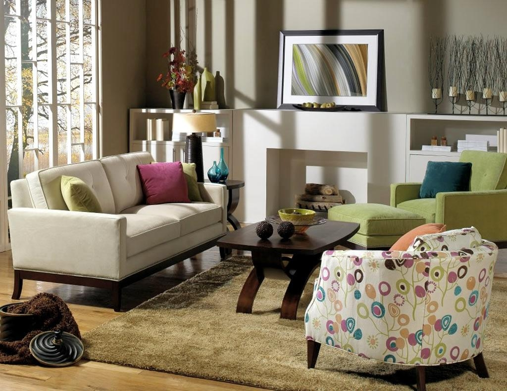 Sofa Chair And Ottoman | Tehranmix Decoration In Sofa Chair And Ottoman (Image 15 of 20)
