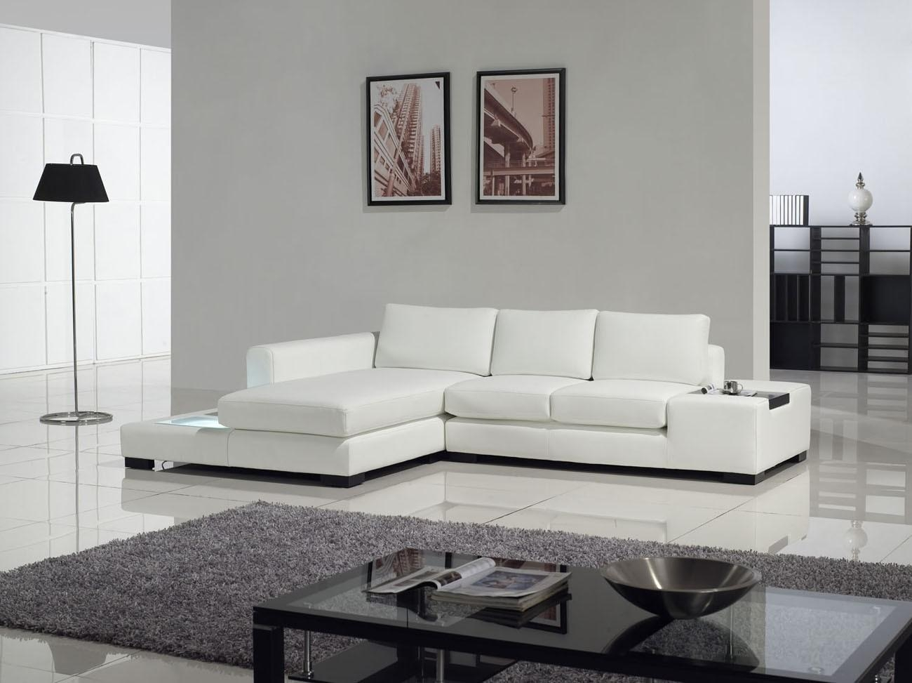 Sofa Chairs Intended For White Modern Sofas (View 3 of 20)