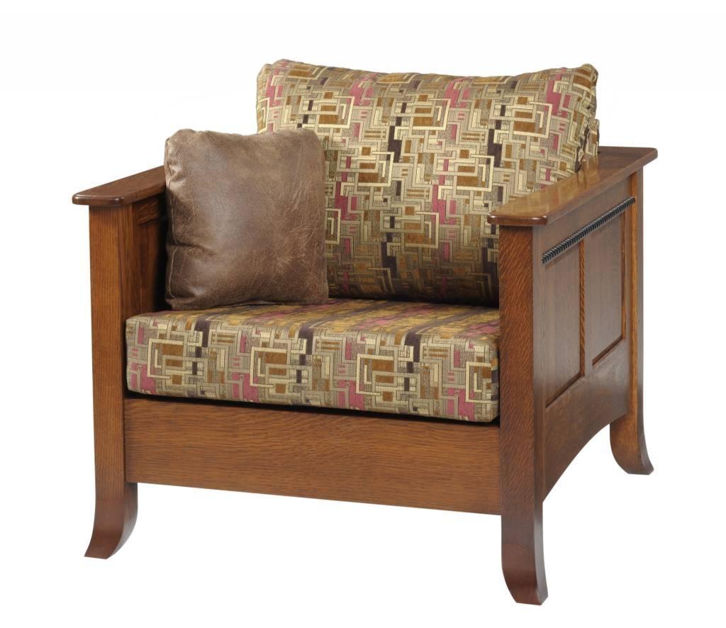 Sofa Chairs – South Texas Amish Furniture & Amish Furniture At The Regarding Sofa Chairs (Image 15 of 20)