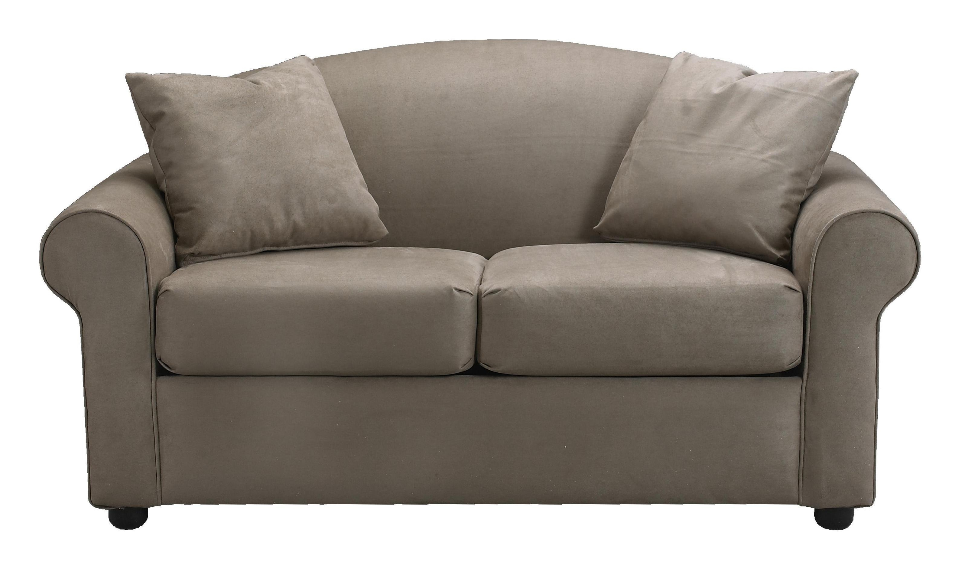 Sofa Couch Loveseat Sleeper | Fonky Pertaining To Denim Loveseats (Image 17 of 20)