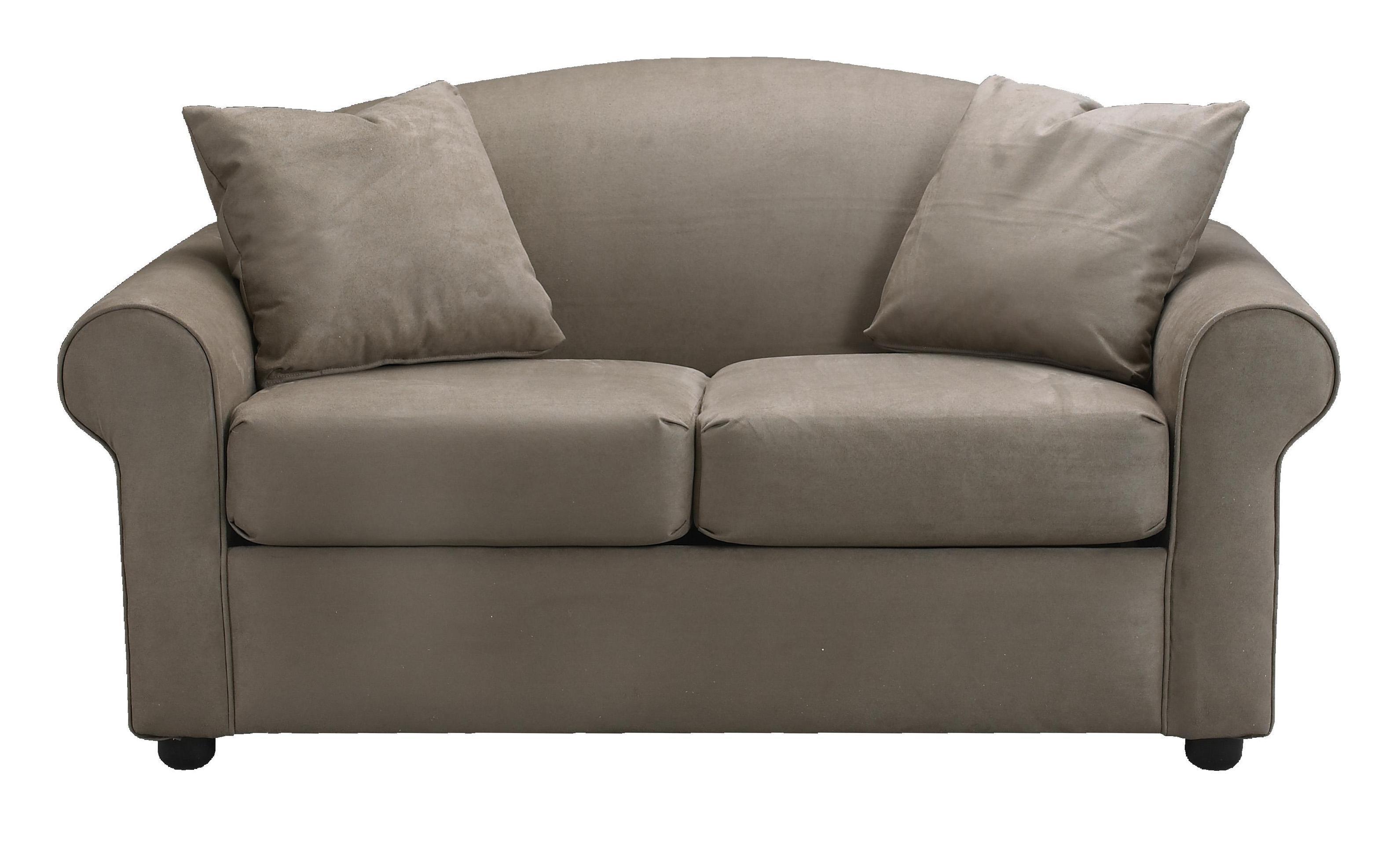 Sofa Couch Loveseat Sleeper | Fonky Pertaining To Denim Loveseats (Image 17 of 20)