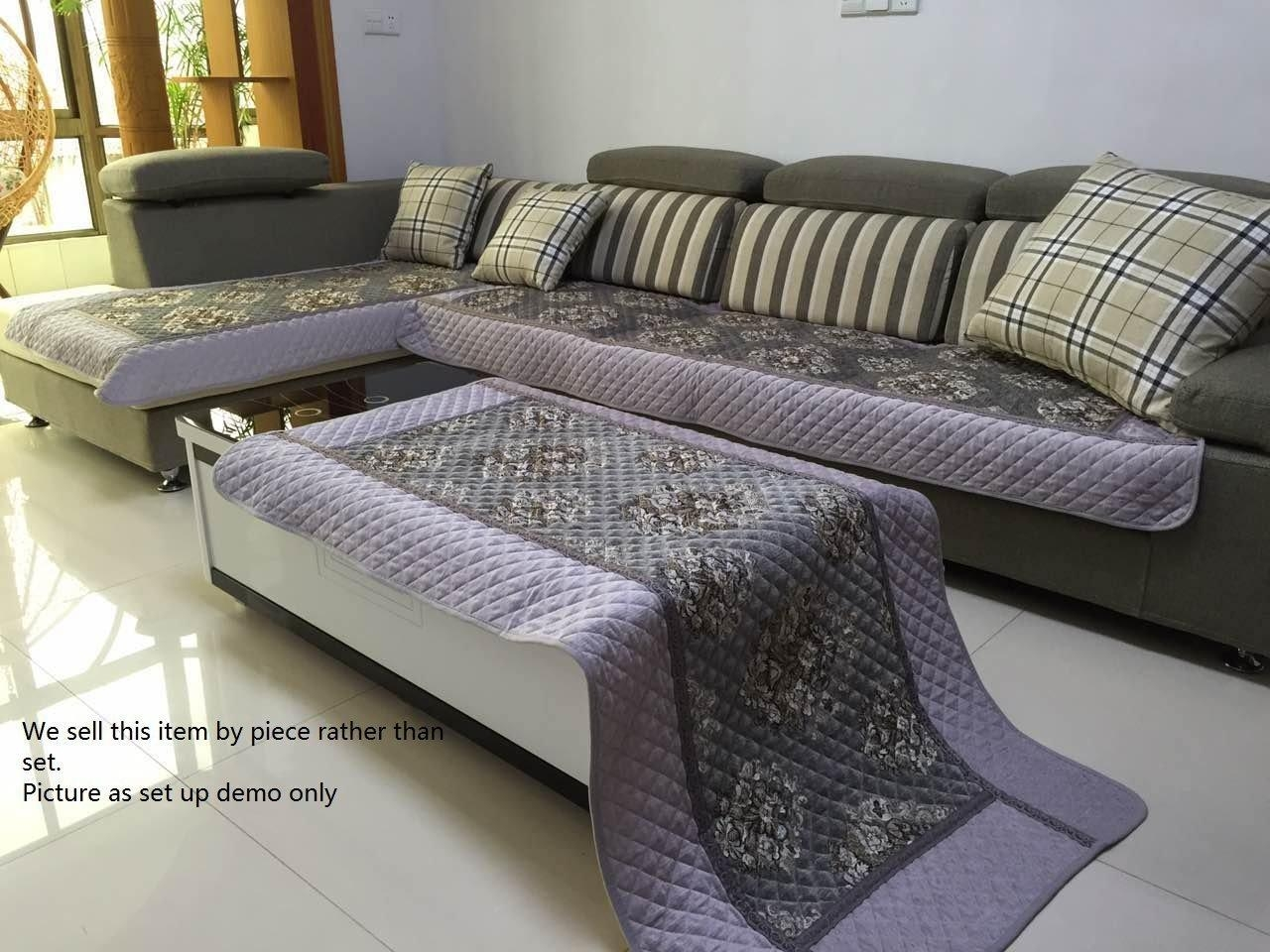 Sofa Covers For Sectional | Sofa Gallery | Kengire Inside Sofas Cover For Sectional Sofas (Image 14 of 20)