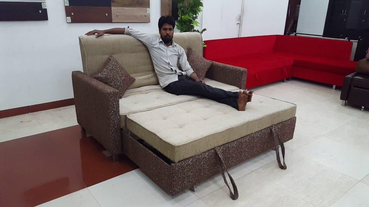 Sofa Cum Beds, L Shape Sofa Cum Bed, Luxury Sofas – Youtube Intended For L Shaped Sofa Bed (View 5 of 20)