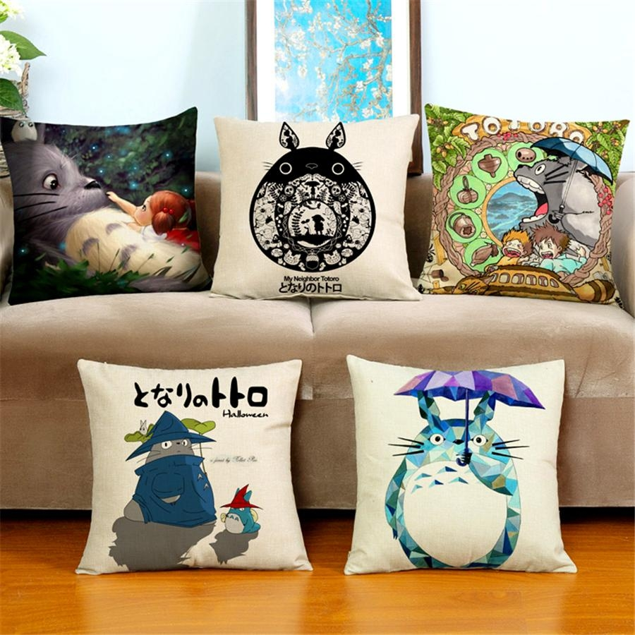 Sofa Cushion Covers Promotion Shop For Promotional Sofa Cushion Regarding Sofa Cushion Covers (Photo 14 of 20)