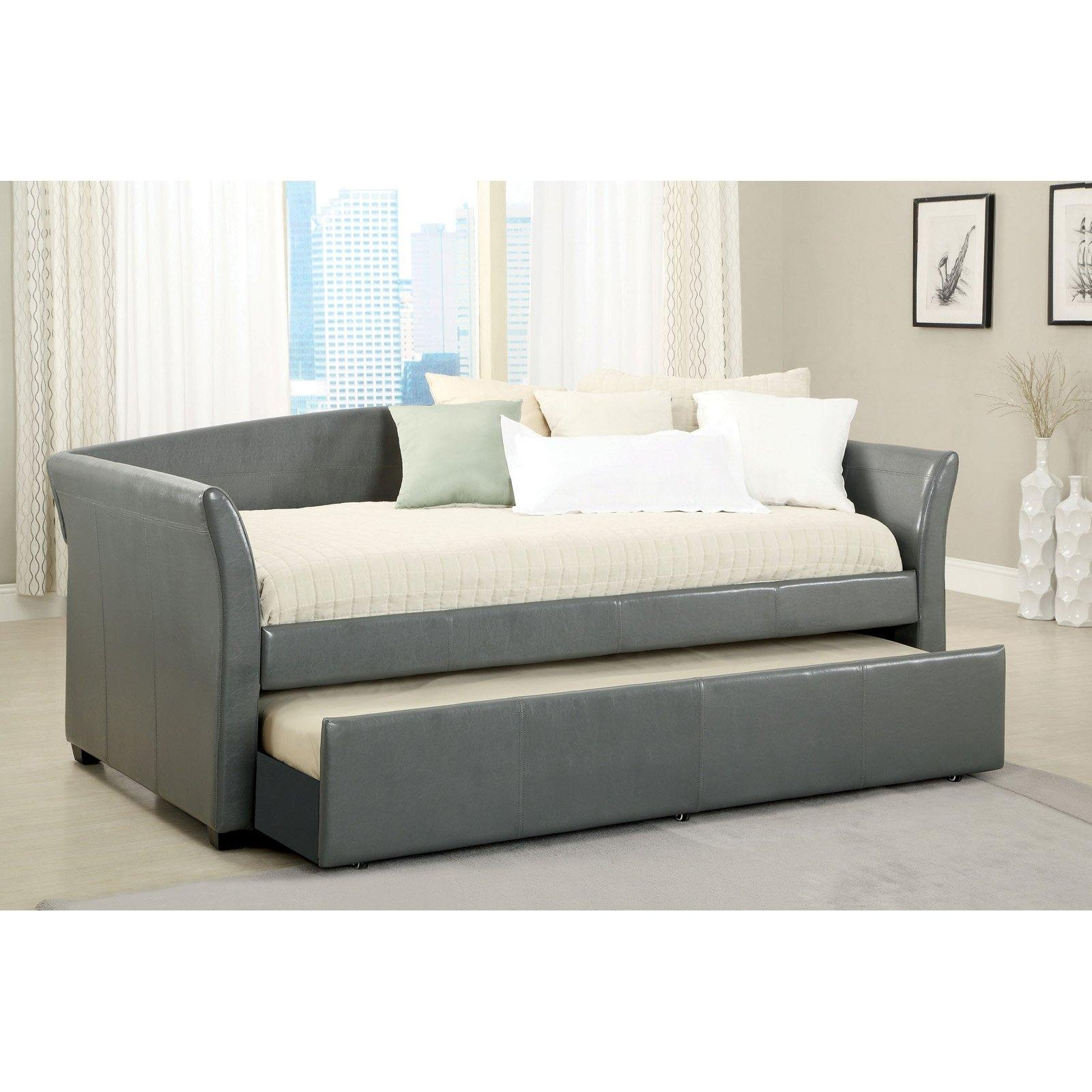 Sofa Daybed With Trundle | Best Sofas Ideas – Sofascouch With Regard To Sofas Daybed With Trundle (Image 11 of 20)
