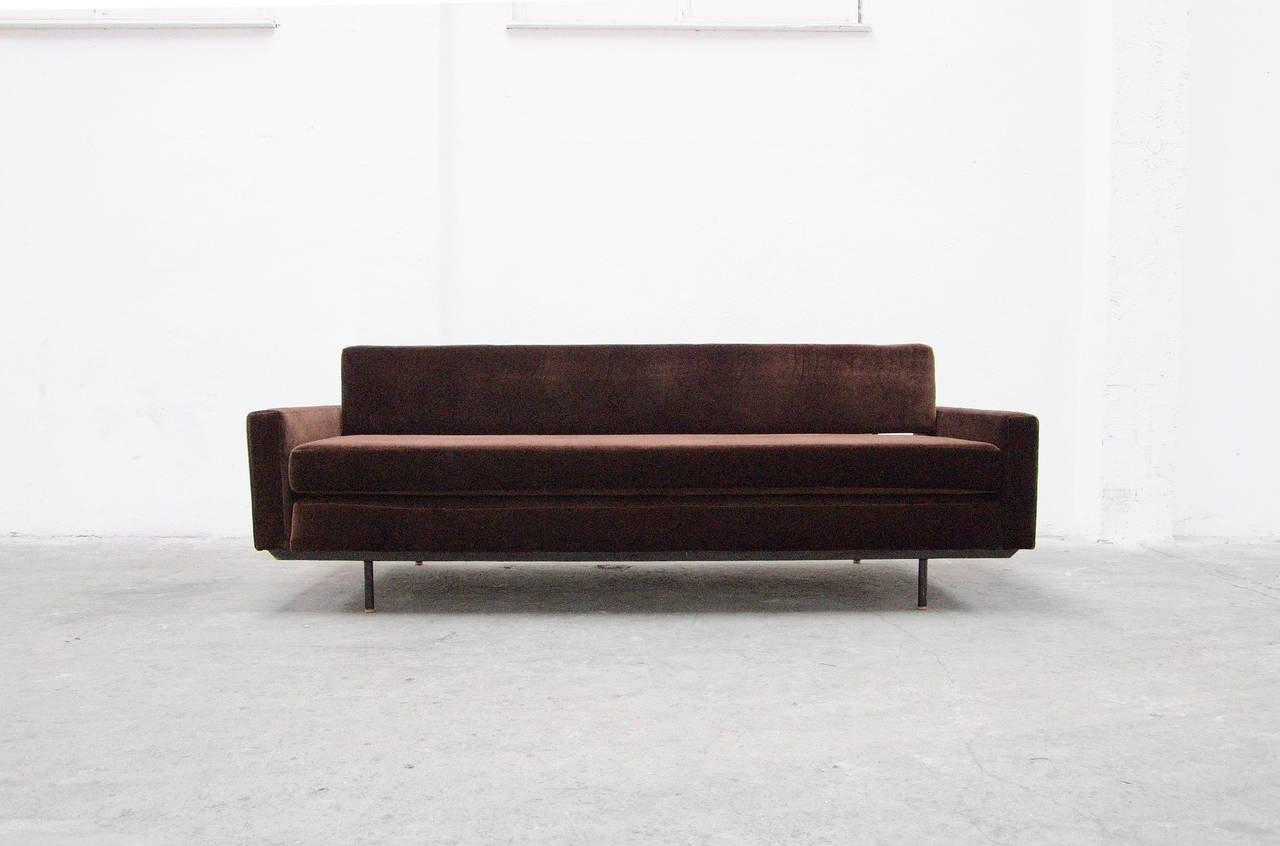 Sofa Daybedflorence Knoll International, Mid Century Modern With Florence Large Sofas (Image 11 of 20)