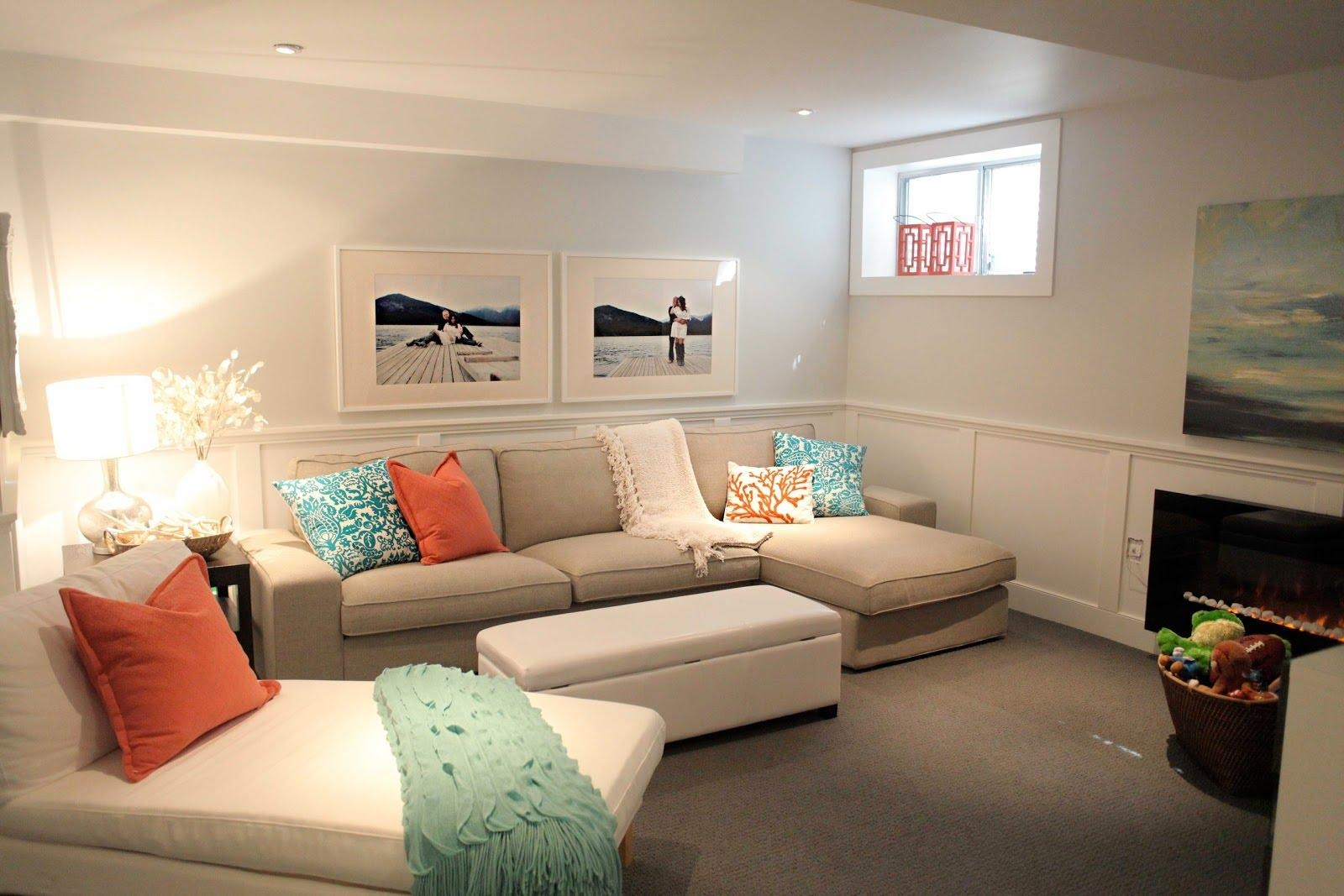 Sofa For Small Space Living Room Ideas – Youtube For Small Lounge Sofas (Image 15 of 20)