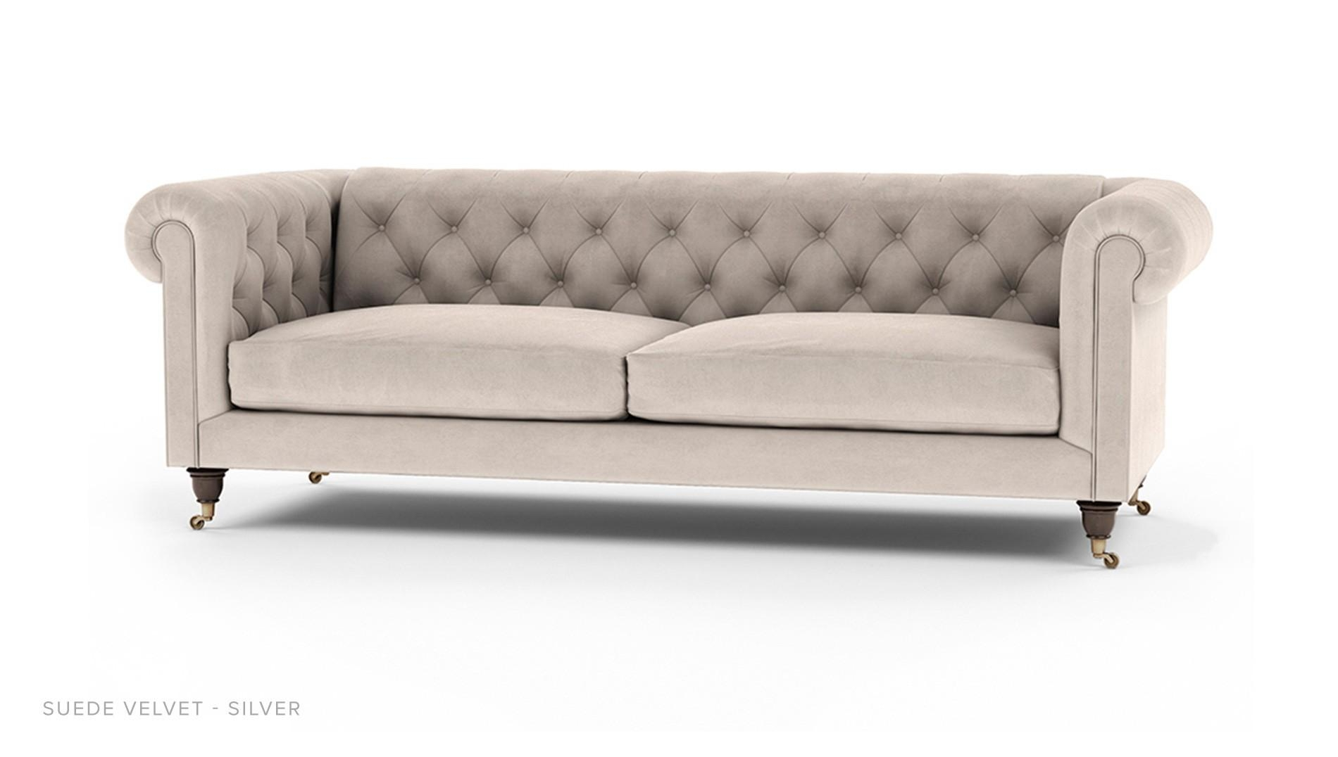 Sofa – Luxdeco With Regard To Chesterfield Sofas (View 19 of 20)