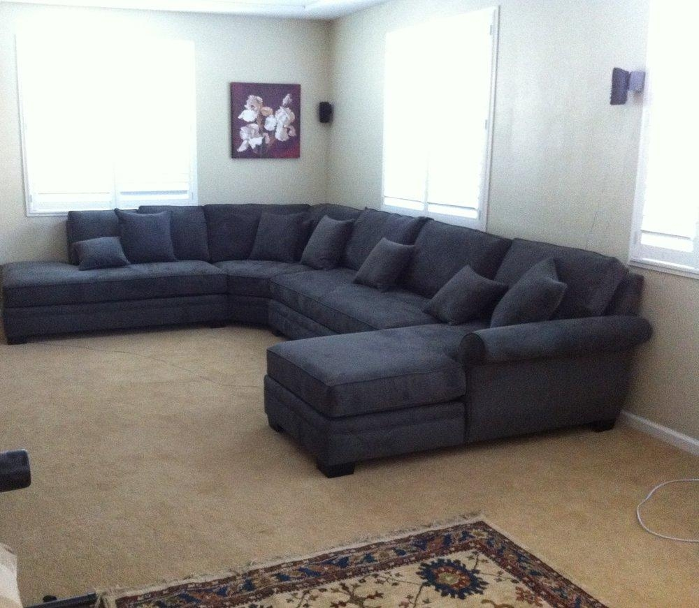 20 choices of customized sofas sofa ideas. Black Bedroom Furniture Sets. Home Design Ideas