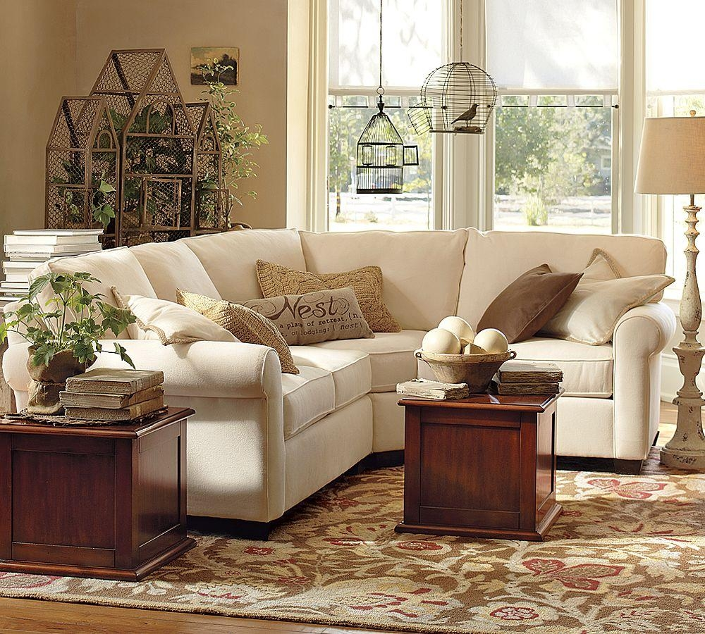 Sofa Pottery Barn – Gallery Image Vktop With Pottery Barn Sectionals (View 18 of 20)