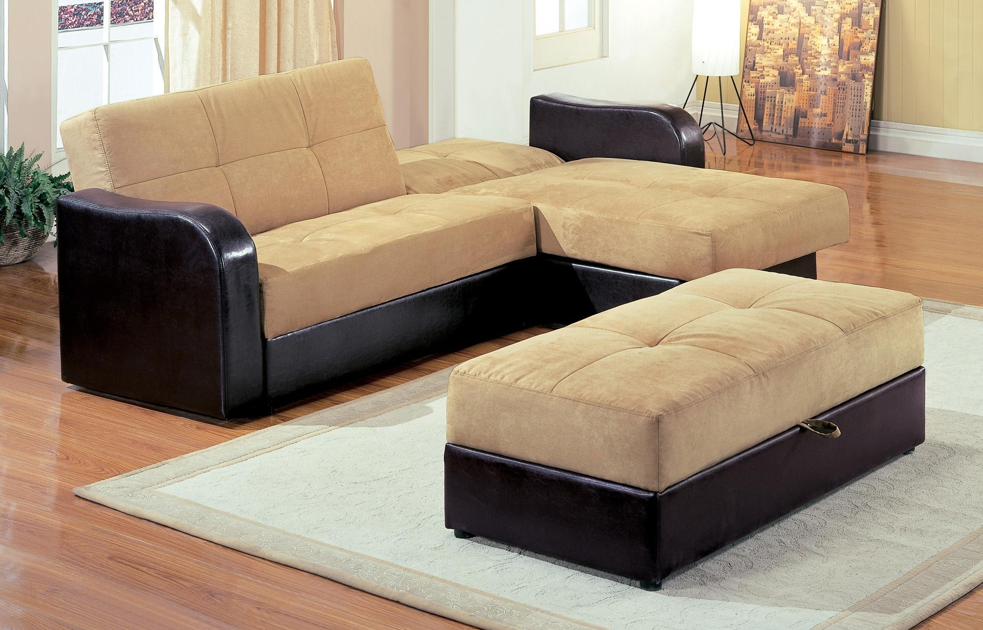 Sofa: Sectional With Chaise | Tufted Couch | Cool Couches Regarding Tufted Sectional With Chaise (Image 16 of 20)