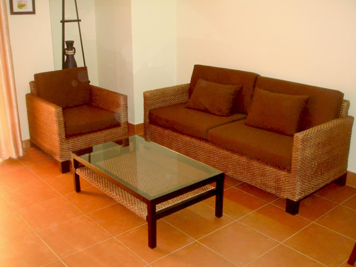 Featured Image of Cane Sofas