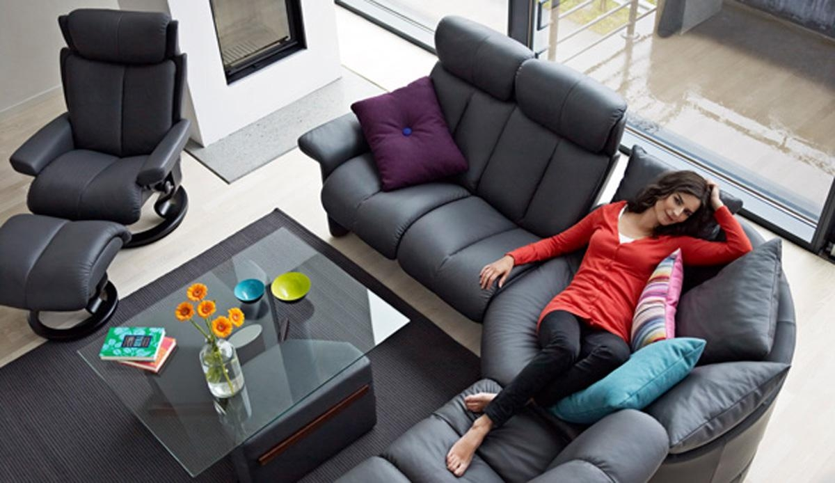 Featured Photo of Comfortable Sofas And Chairs