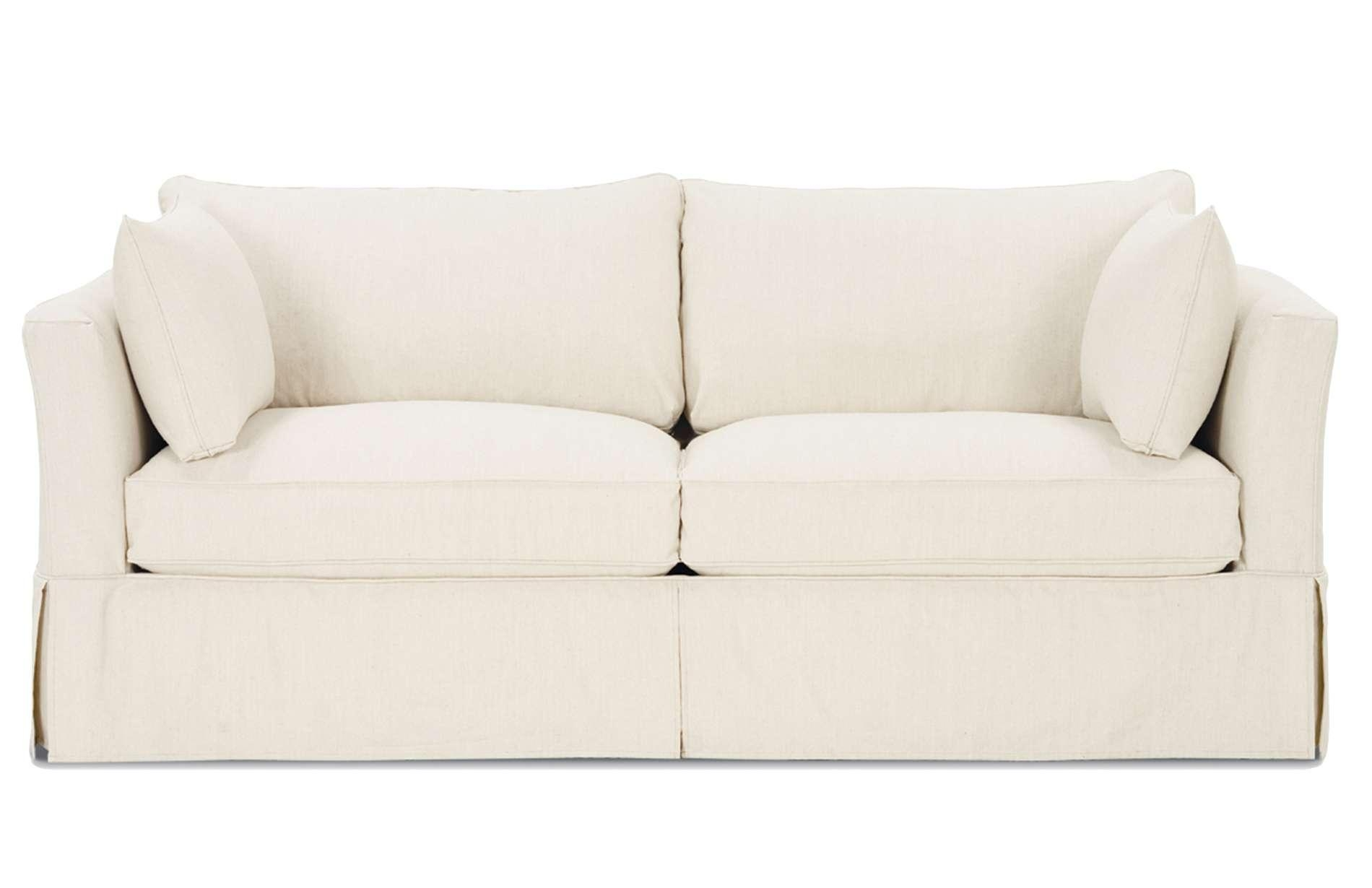 Sofa Slipcovers, Ottoman Slipcovers, Sectional Slipcovers | Rowe In Slipcovers For Chairs And Sofas (Image 19 of 20)