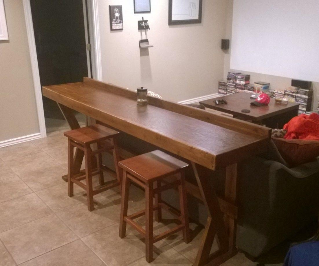 Sofa Table Bar With Counter Height Sofa Tables (View 14 of 20)
