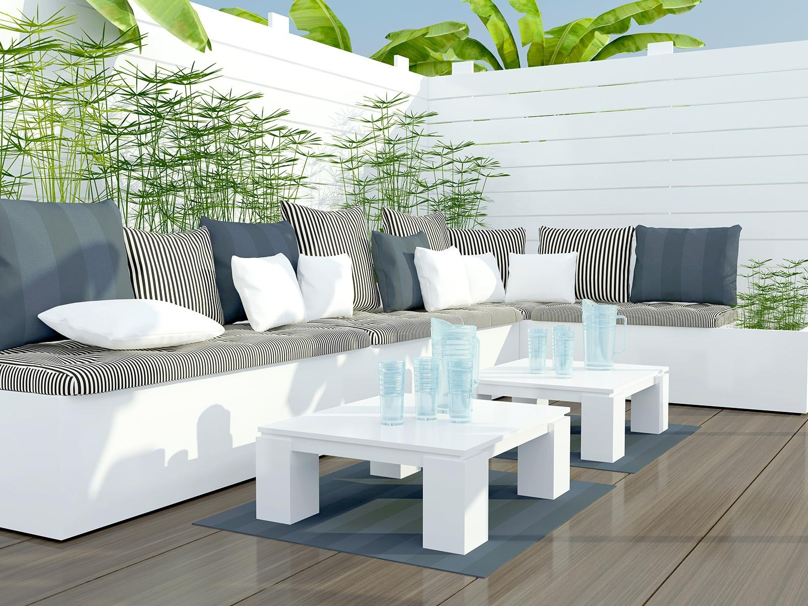 Sofa Table On The Patio Furnishings 50938 – Building Home Intended For Patio Sofa Tables (View 18 of 20)