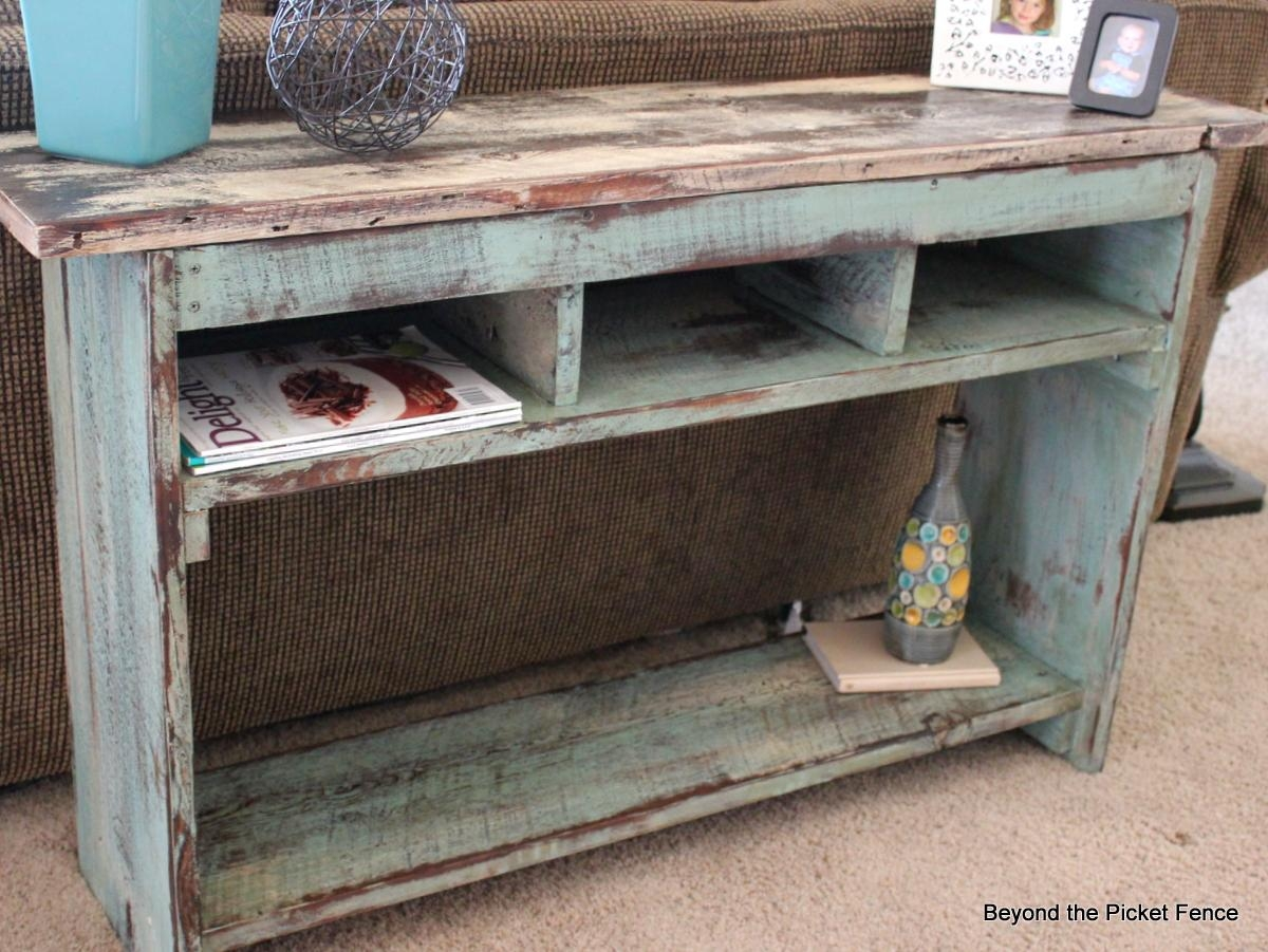 Sofa Table Tables Furniture And Consoles Lamps | Deseosol Intended For Barnwood Sofa Tables (View 14 of 20)
