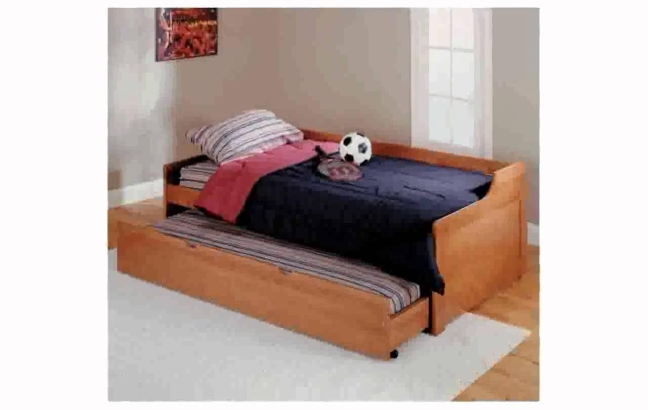 Sofa Trundle Bed – Youtube In Sofas With Trundle (Image 8 of 20)