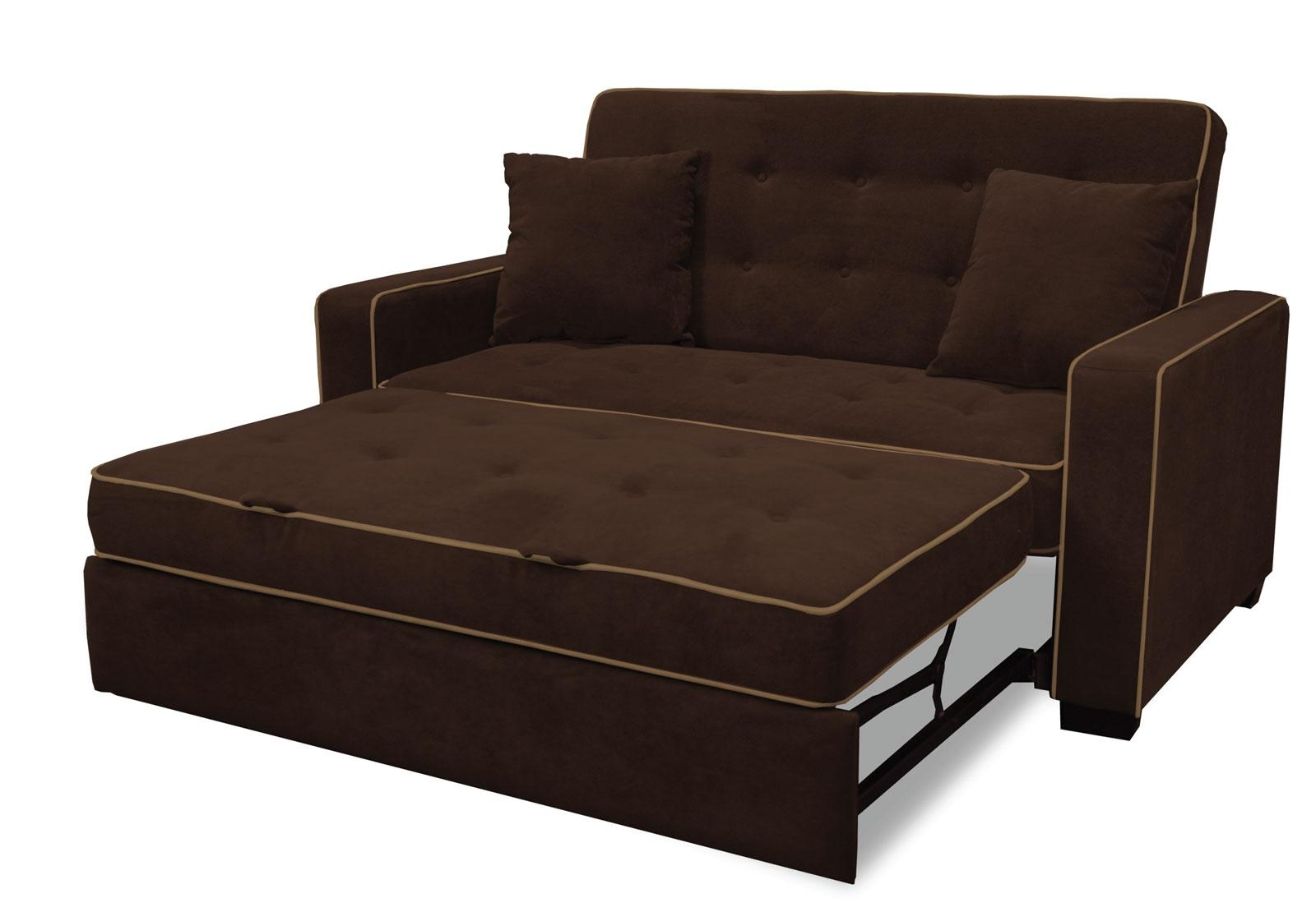 Sofa Tufted Leather Sleeper Martha | Tamingthesat For Tufted Sleeper Sofas (View 18 of 20)