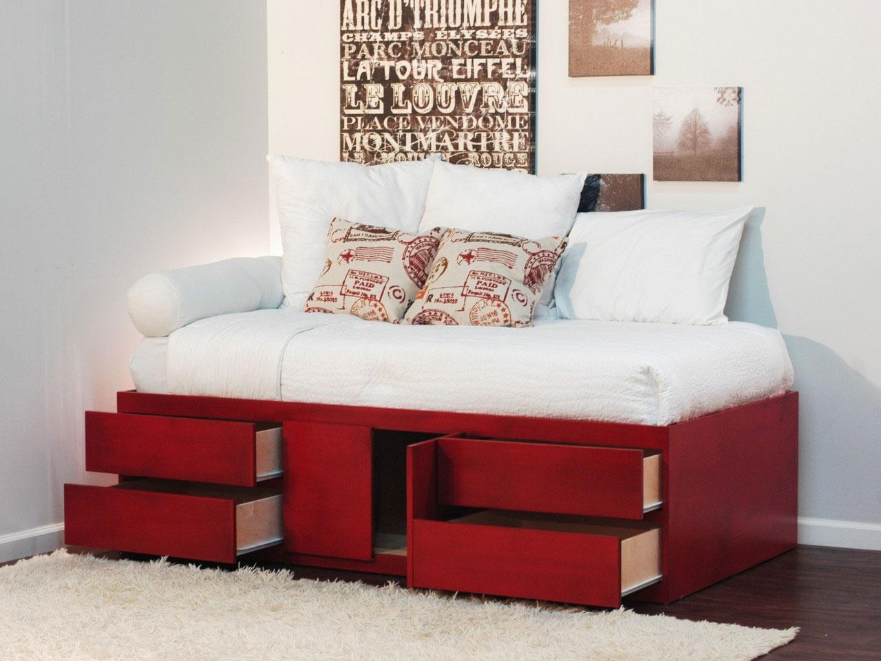Sofa With Bed Underneath | Tehranmix Decoration Within Sofa Beds With Storage Underneath (View 12 of 20)