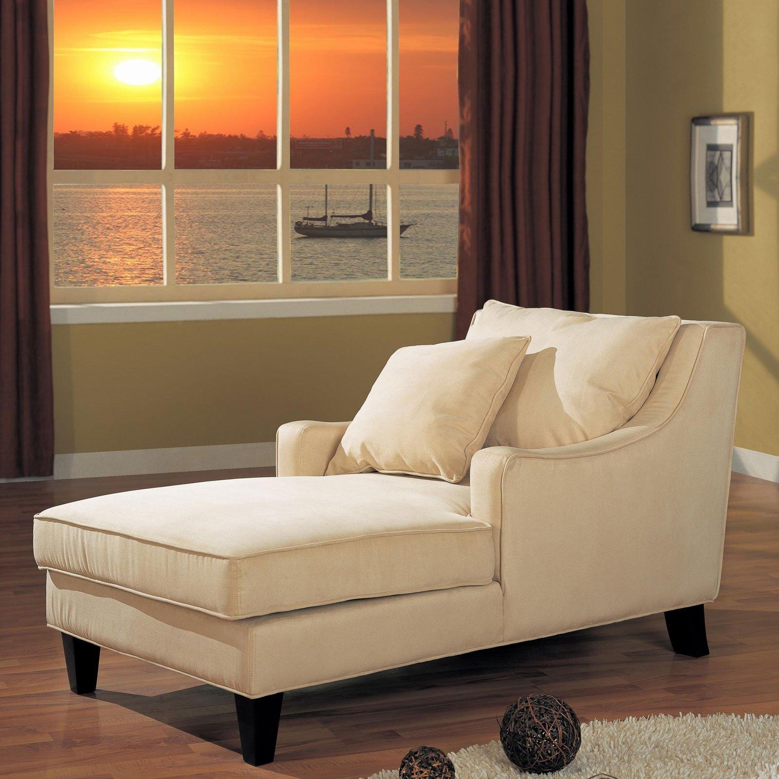 Sofa With Chaise Lounge (Image 16 of 20)