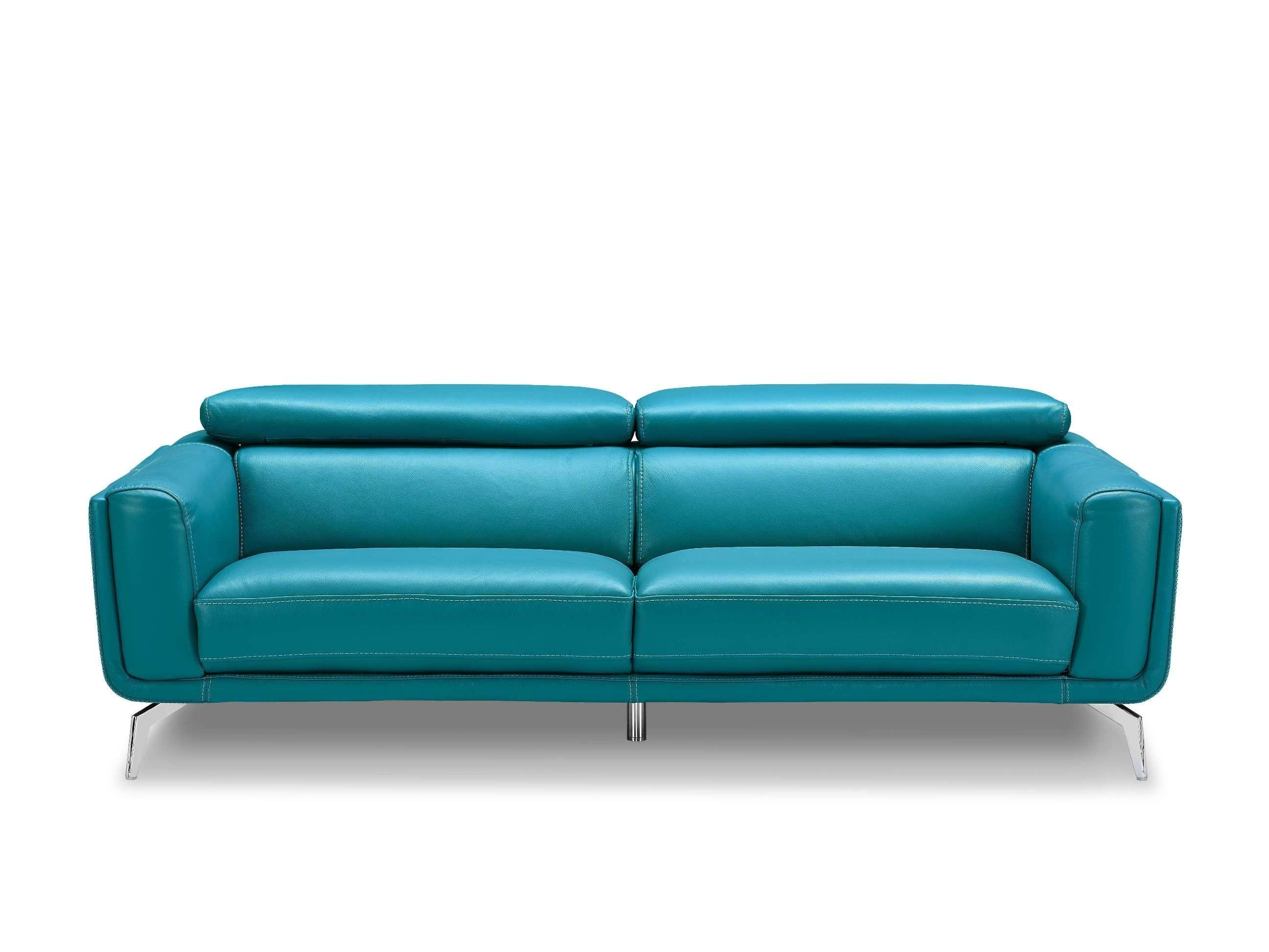 Sofa With Chrome Legs Dazzling Modern Black Sofas Tufted Elijah In Sofas With Chrome Legs (Image 15 of 20)