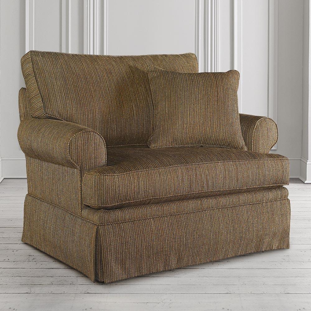 Sofas And Couches Handmadebassett Furniture Pertaining To Chintz Sofas And Chairs (View 17 of 20)