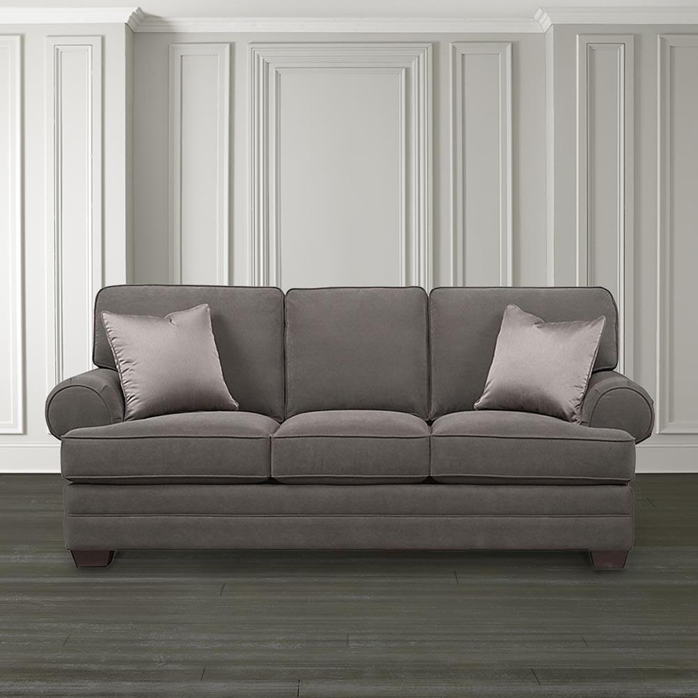 Sofas And Couches Handmadebassett Furniture Regarding Brown Corduroy Sofas (View 9 of 20)