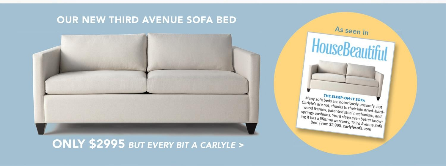 Sofas: Carlyle Sofa For Inspiring Elegant Living Room Sofas Design Intended For Custom Sofas Nyc (Image 19 of 20)
