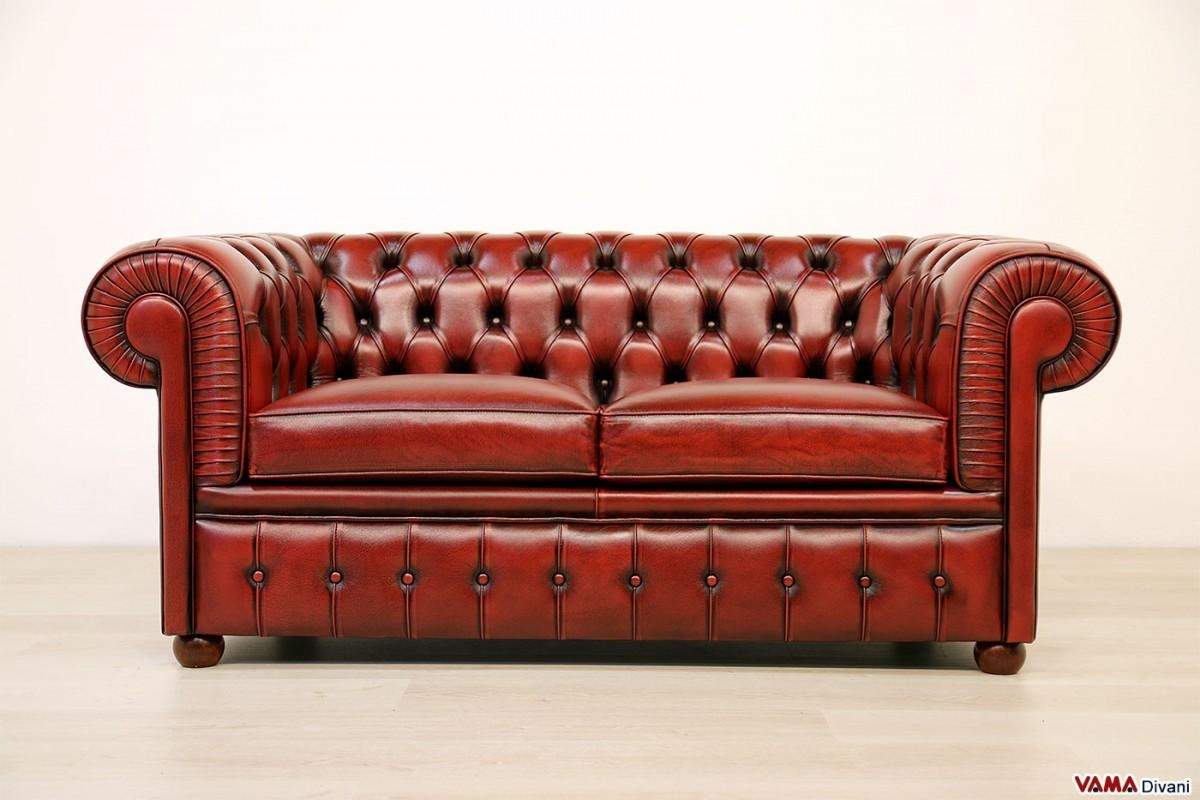 Sofas Center : 49 Fantastic Vintage Chesterfield Sofa Images Throughout Red Leather Chesterfield Sofas (Image 13 of 20)